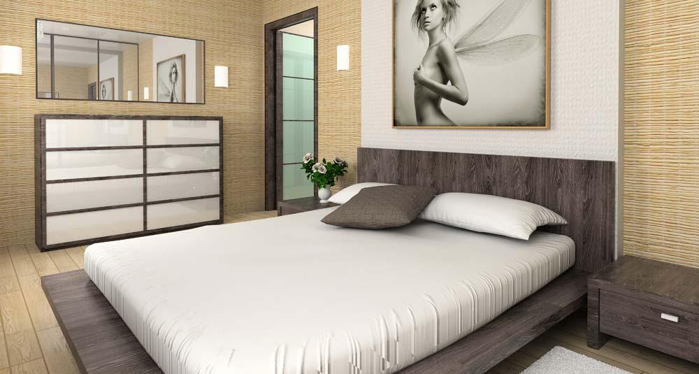 חדר שינה איטלקי